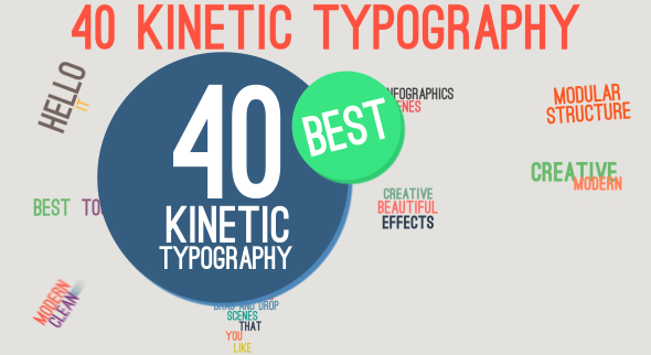 kit kinetic infographics typography by vude videohive. Black Bedroom Furniture Sets. Home Design Ideas