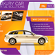 Rent a Car Flyer Template PSD - GraphicRiver Item for Sale