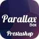 Prestashop Parallax Box - CodeCanyon Item for Sale