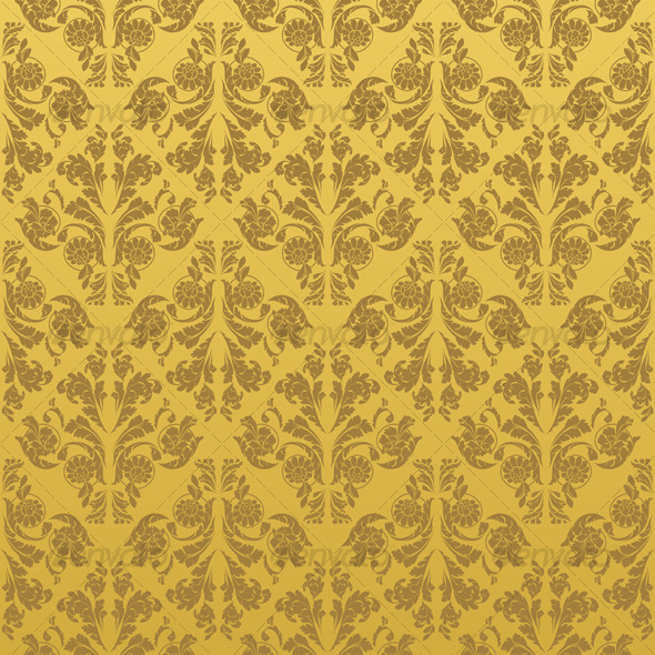 Seamless wallpaper - Backgrounds Decorative