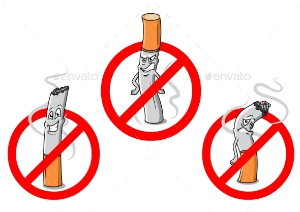 No Smoking - Health/Medicine Conceptual