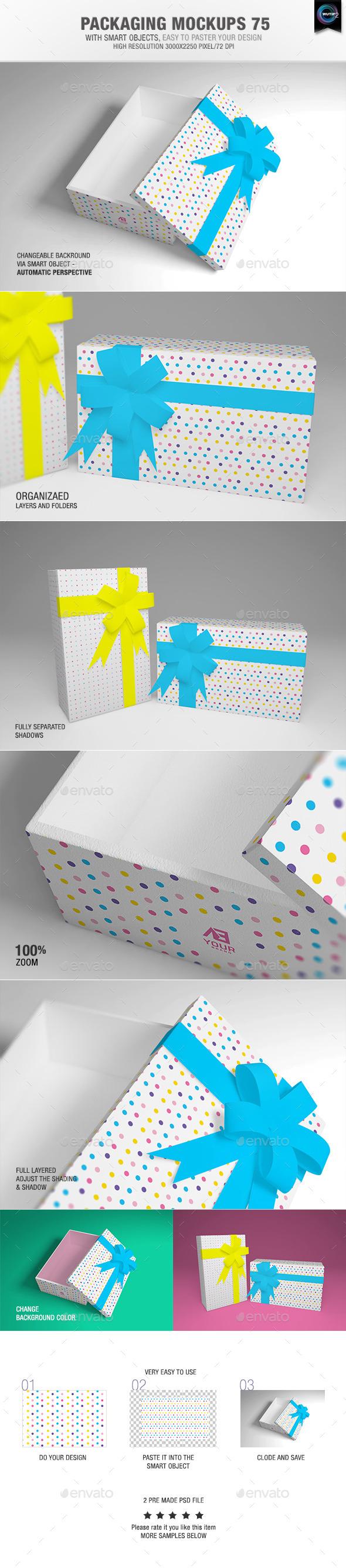Packaging Mock-ups 75 - Packaging Product Mock-Ups