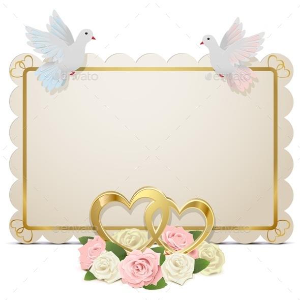 Vector Wedding Board - Weddings Seasons/Holidays