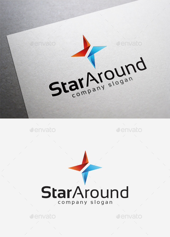 Star Around Logo