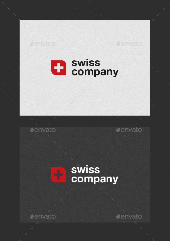 Swiss Company Logo - Company Logo Templates