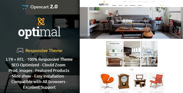 Optimal – Opencart Responsive Theme