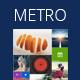 Metro - jQuery Grid Portfolio - CodeCanyon Item for Sale