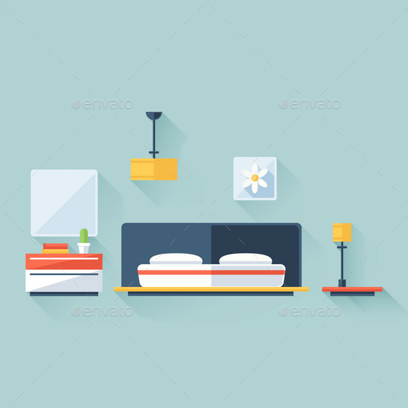 Bedroom Cover - Man-made Objects Objects