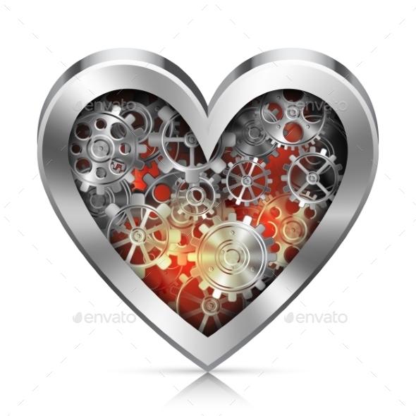 Mechanic Heart - Valentines Seasons/Holidays