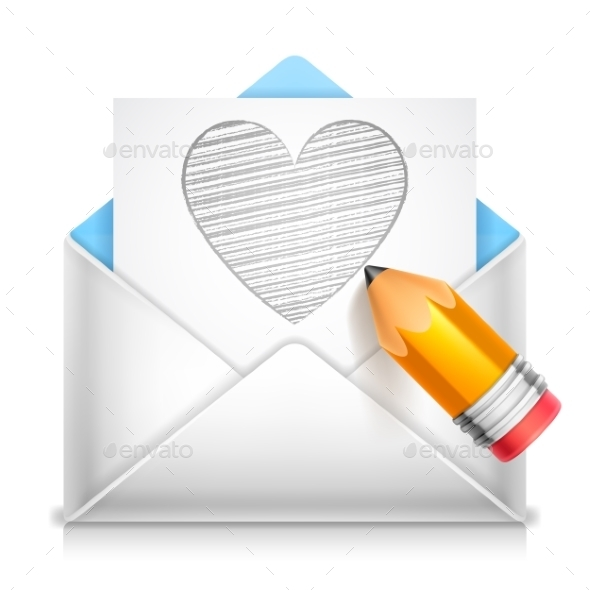 Love Letter - Valentines Seasons/Holidays