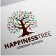 Happiness Tree  - GraphicRiver Item for Sale