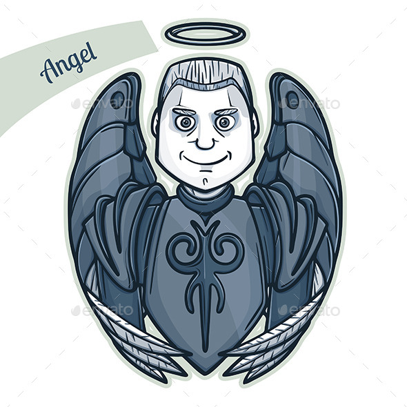 Sticker Angel - Miscellaneous Characters