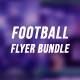 FootBall Flyer Bundle - GraphicRiver Item for Sale