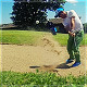 Golf Bunker Shots Slow Motion - VideoHive Item for Sale