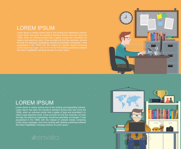 Workplace - Business Conceptual
