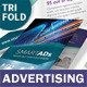 Advertising Trifold Brochure - GraphicRiver Item for Sale