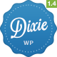 Dixie - A Responsive WordPress Blog Theme Nulled