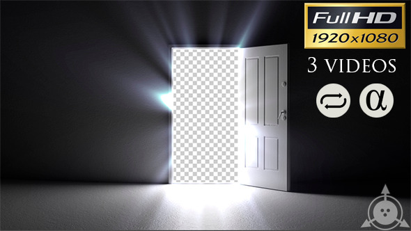 Play preview video & Door Opening - 3 Pack by SergeyPopov | VideoHive