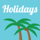 Holidays - Ad Banner Template GWD - CodeCanyon Item for Sale