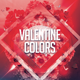 Valentine Colors Flyer Template - GraphicRiver Item for Sale