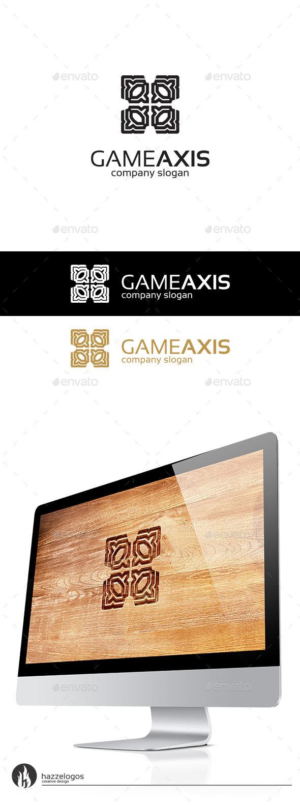 Game Axis Logo