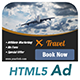 Ad HTML5 Template   Traveling - CodeCanyon Item for Sale