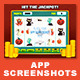 App Screenshots Templates Set #12 - GraphicRiver Item for Sale