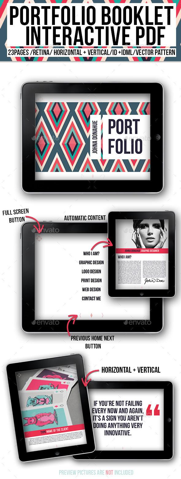 Portfolio Booklet Interactive PDF - Digital Magazines ePublishing