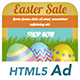 Ad HTML5 Template   Easter - CodeCanyon Item for Sale