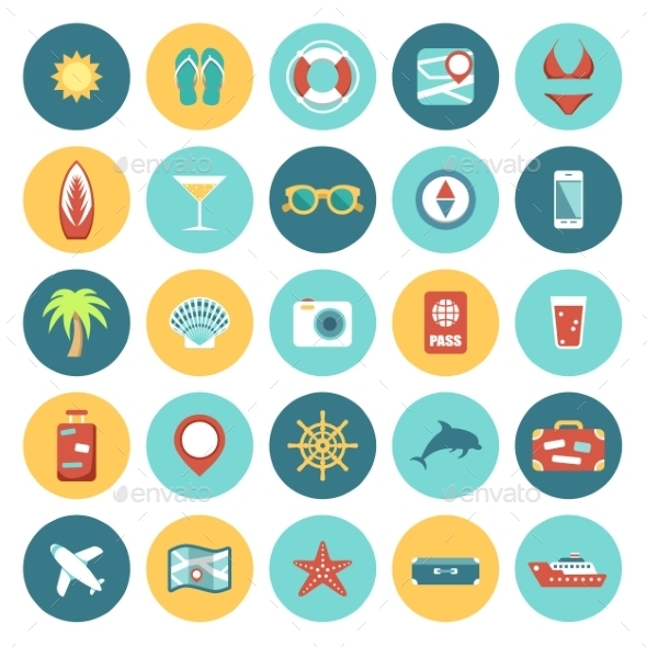 Web and Mobile Applications - Travel Conceptual