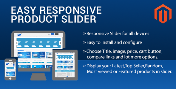 Easy Responsive Product Slider Magento Extension - CodeCanyon Item for Sale