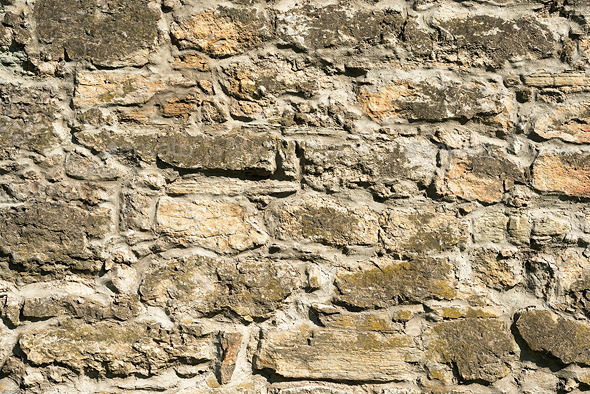 Limestone Wall - Stone Textures