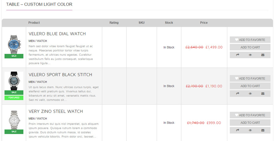 Woocommerce Grid  Display Product  Ajax Filter By Proword  Codecanyon