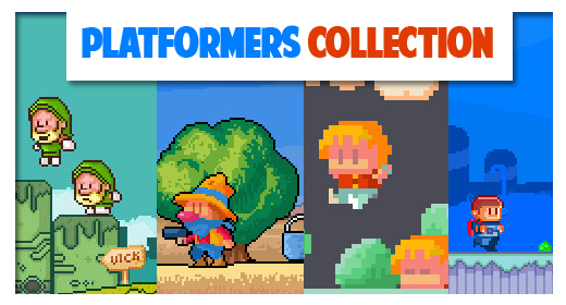Platformers assets collection