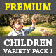 Premium Children Variety Pack 1 - GraphicRiver Item for Sale