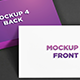 Realistic Business Card Mockups - Version 1 - GraphicRiver Item for Sale