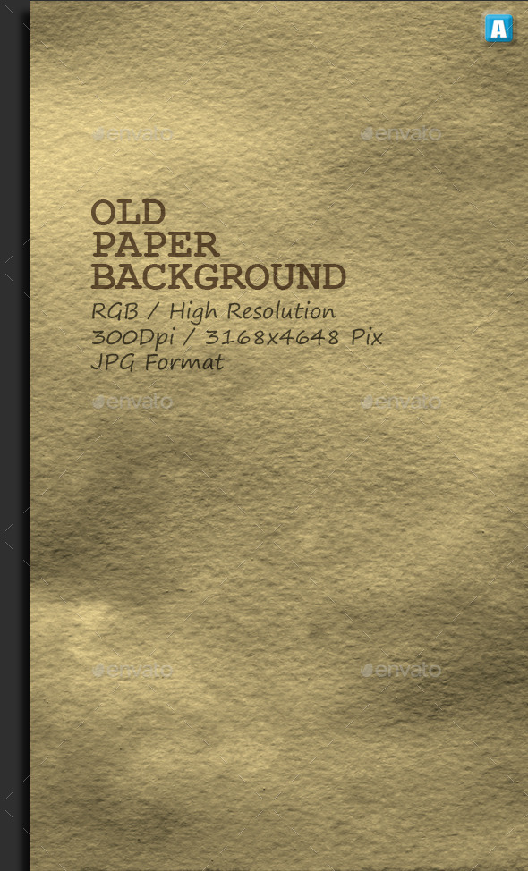 Old Paper Texture 0062 - Paper Textures