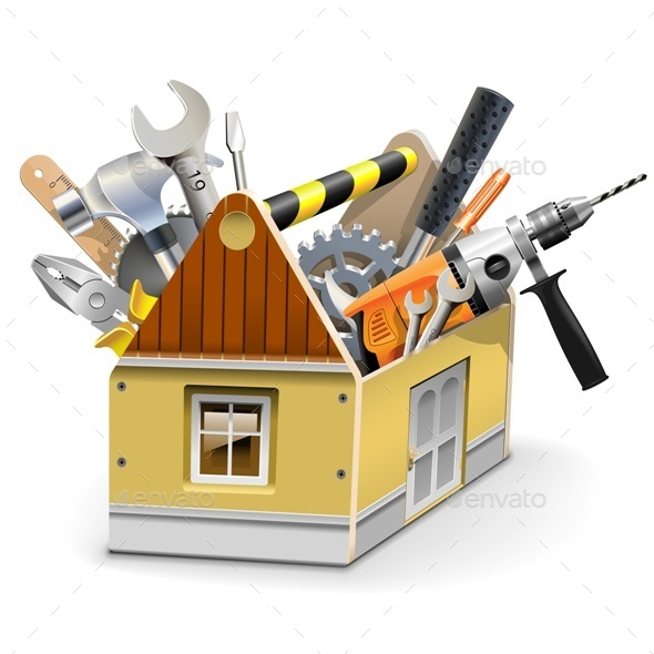 Vector House Toolbox - Industries Business
