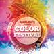 Color Festival Flyer Template - GraphicRiver Item for Sale