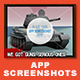 App Screenshots Templates Set #15 - GraphicRiver Item for Sale