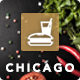 Chicago - Restaurant, Cafe, Bar and Bistro Theme Nulled
