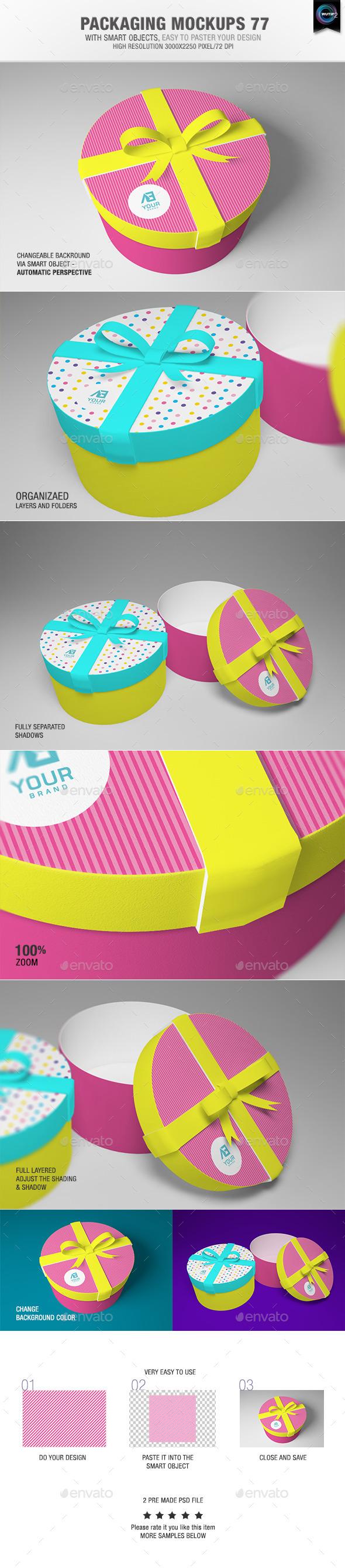Packaging Mock-ups 77 - Packaging Product Mock-Ups