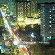 Timelapse Of Intense City Life At Night - VideoHive Item for Sale