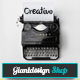 Creativo - Creative Agency Email Newsletter