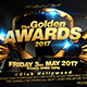 The Golden Awards - GraphicRiver Item for Sale