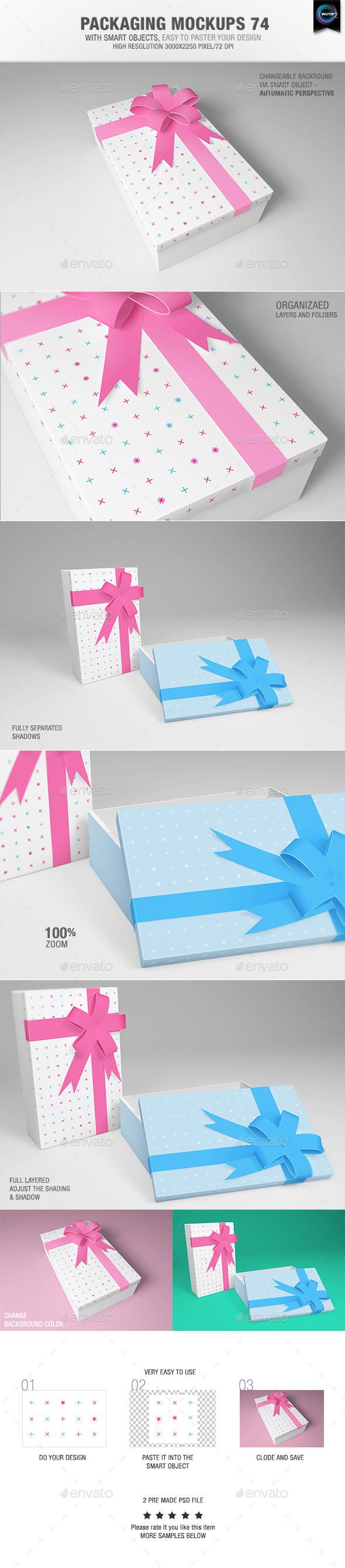 Packaging Mock-ups 74 - Packaging Product Mock-Ups
