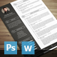 Simple Resume 3 - GraphicRiver Item for Sale