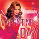 Valentine's Day Party Flyer - GraphicRiver Item for Sale