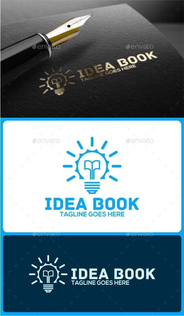 Idea Book Logo
