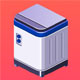 Furniture&electrical appliances icons - GraphicRiver Item for Sale